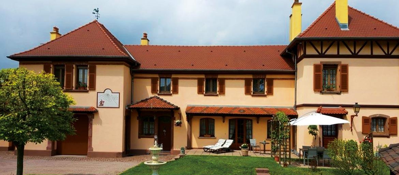 La demeure Flieg, gîte sur le chemin d'Alsace vers Compostelle, image 1
