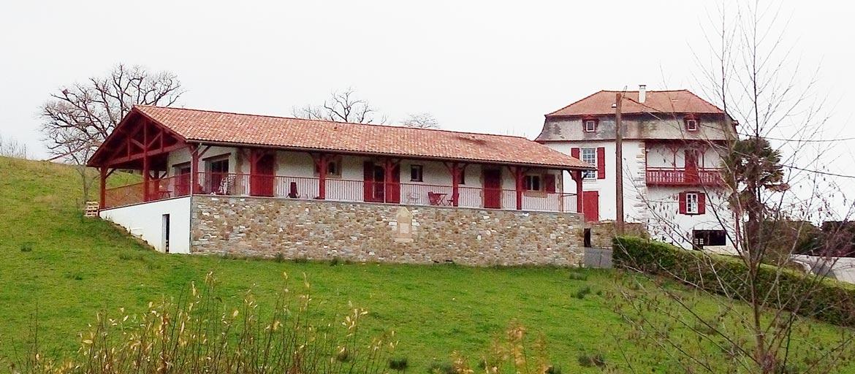 64120 Aroue gite ferme bohoteguia, gîte sur la voie du Puy vers Compostelle