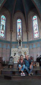 Didier et Fabienne vous accueillent